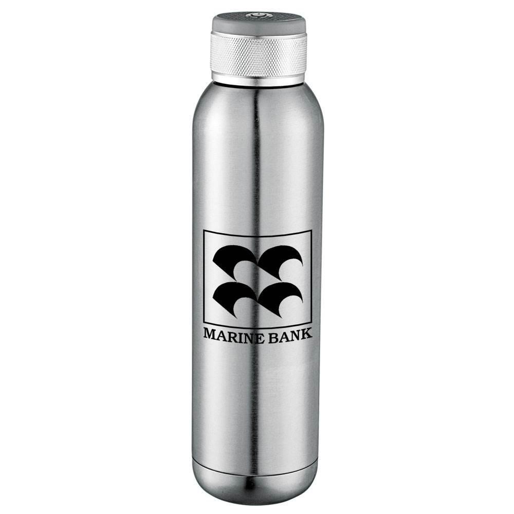 Soundwave Copper Vacuum Audio Bottle 22-Oz. - Personalization Available