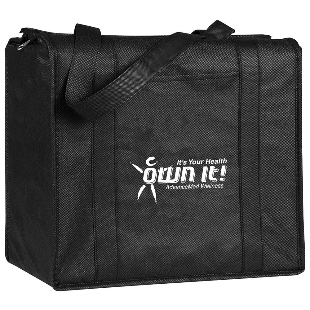 Hercules Insulated Grocery Tote - Personalization Available