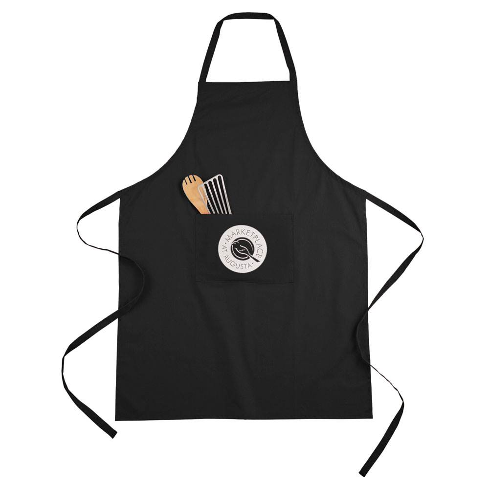 100% Cotton Full-Length Apron - Personalization Available