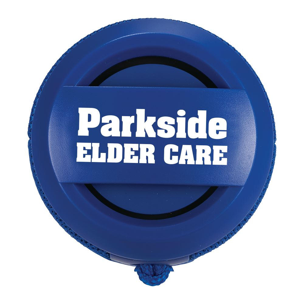 Rugged Fabric Waterproof Bluetooth® Speaker - Personalization Available