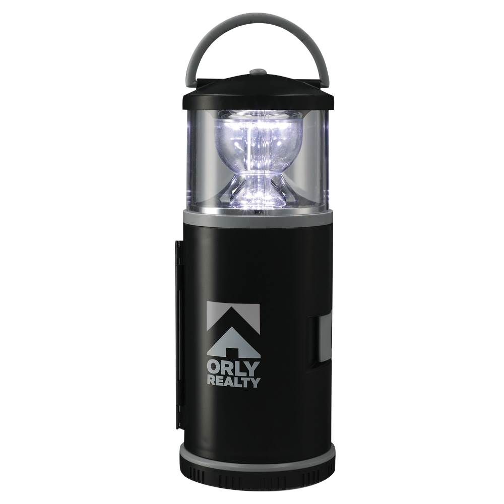 15-Piece Tool Kit With Multi-Function Lantern - Personalization Available