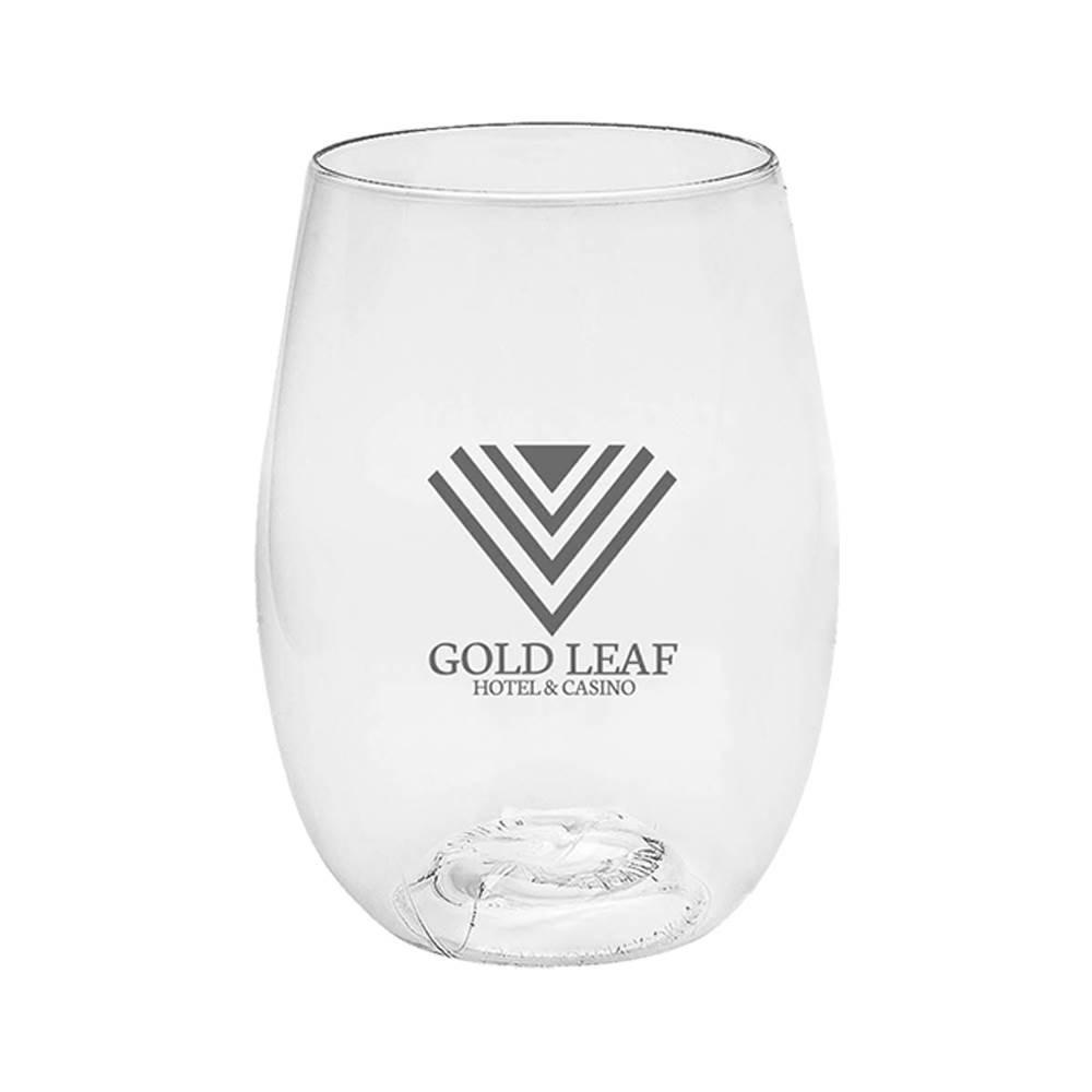 Govino® Dishwasher-Safe Wine Glass 2-Pack 16-Oz. - Personalization Available