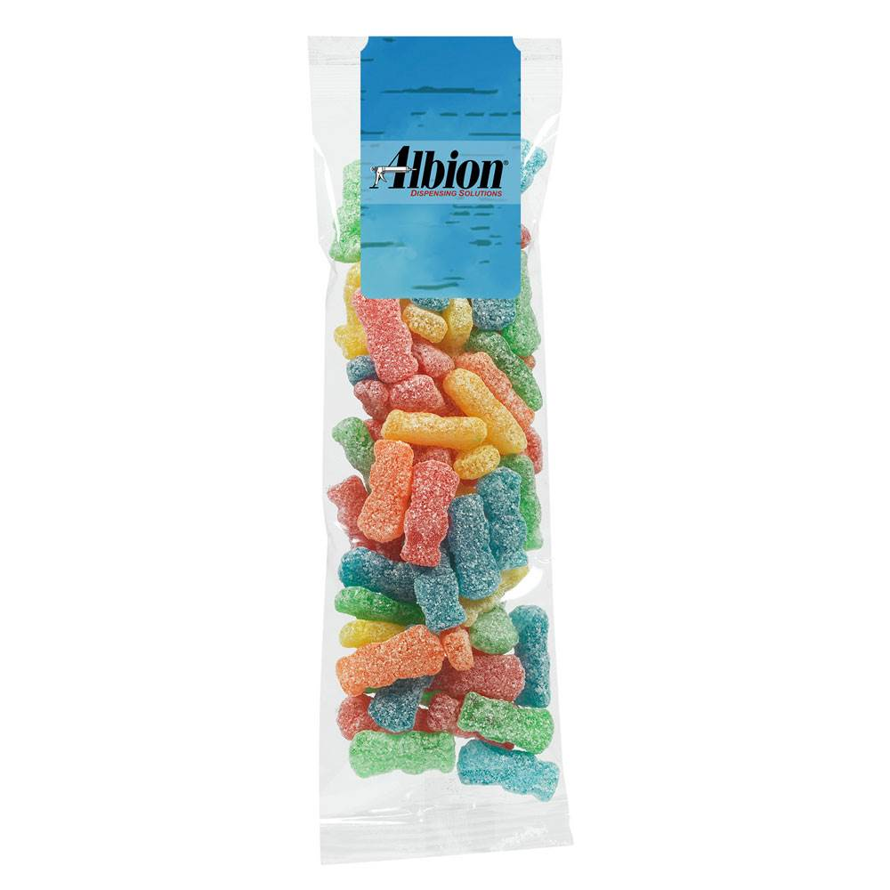 Sour Patch® Kids Snack Pack - Full-Color Label - Personalization Available
