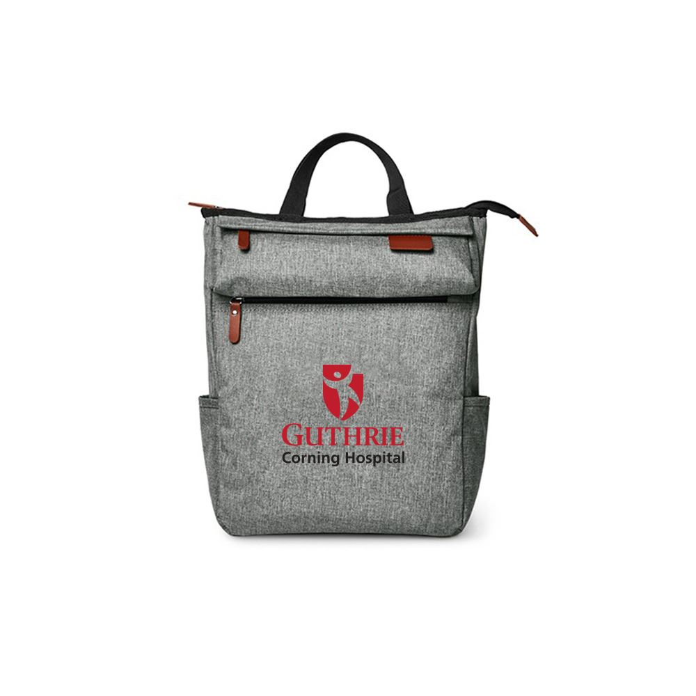 Asher Laptop Backpack - Personalization Available