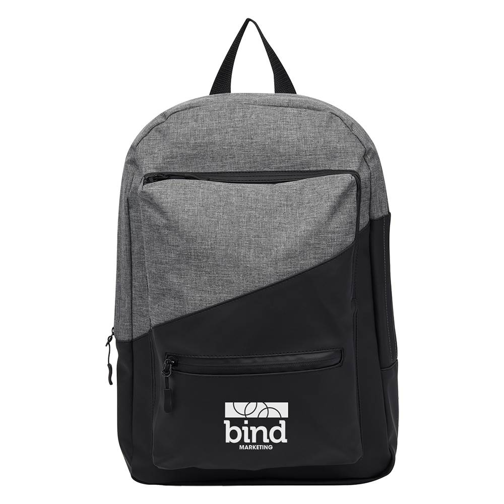 Merger Laptop Backpack - Personalization Available