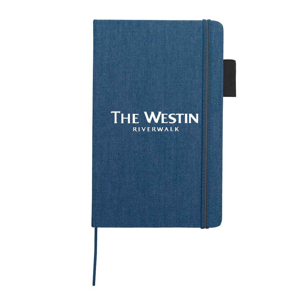 Denim Journal - Personalization Available