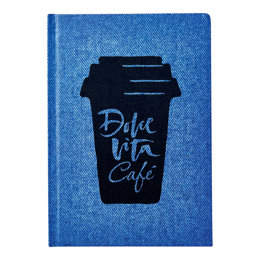 Denim Look Notebook - Personalization Available