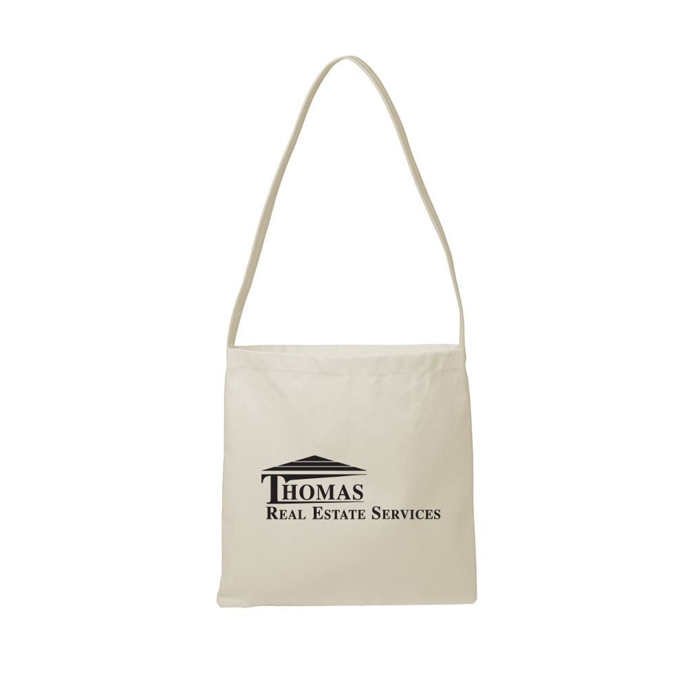Continued Sunshine Tote - Natural Canvas - Personalization Available