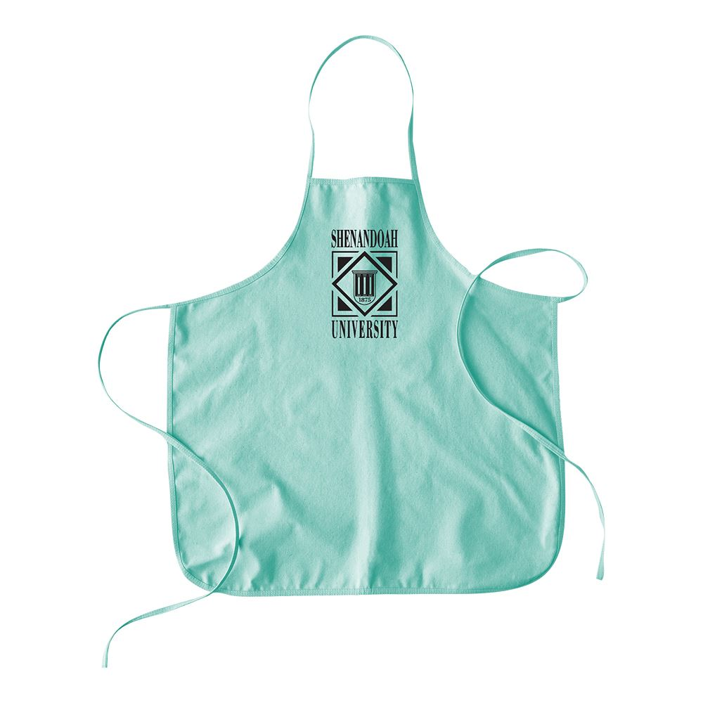 Continued Hot Mess Apron - Colored Canvas - Personalization Available