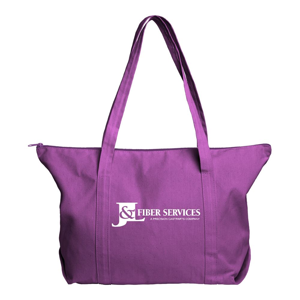 Continued Weekender Tote - Colored Canvas - Personalization Available