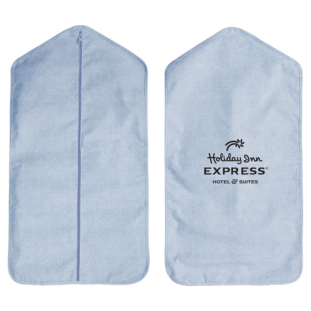 Continued Sugar Britches Youth Garment Bag-Denim Canvas