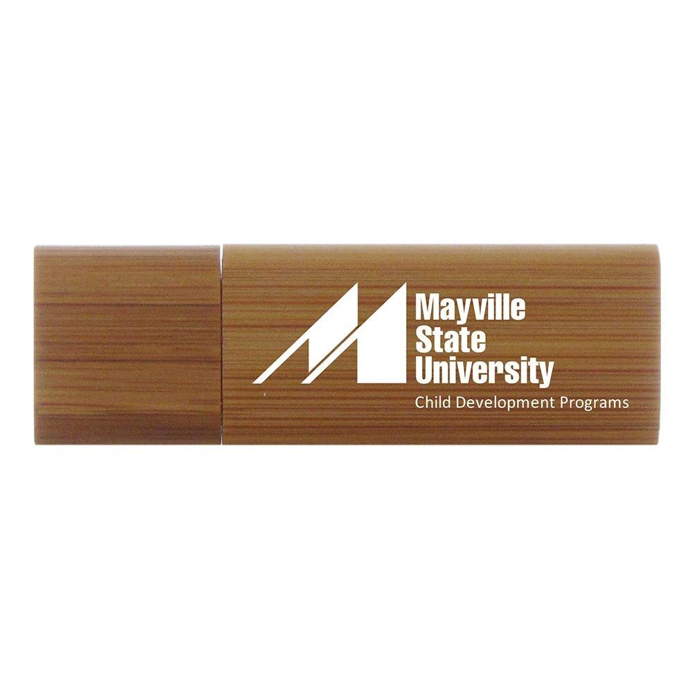 Kihei Bamboo USB Drive - 2GB - Personalization Available