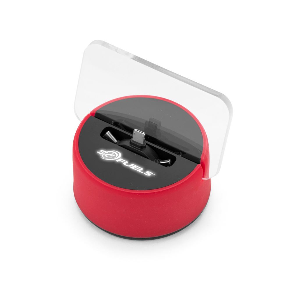 Ilo Rotating Adapter Charging Dock - Personalization Available