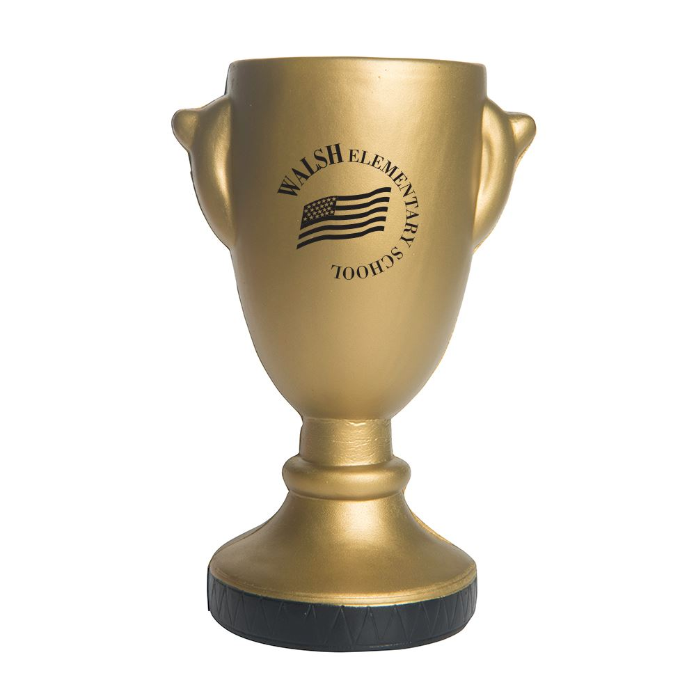 Trophy Stress Reliever - Personalization Available