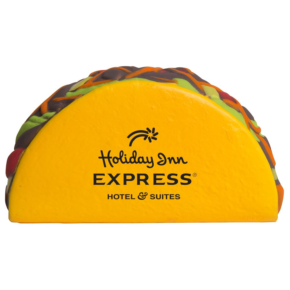 Taco Stress Reliever - Personalization Available