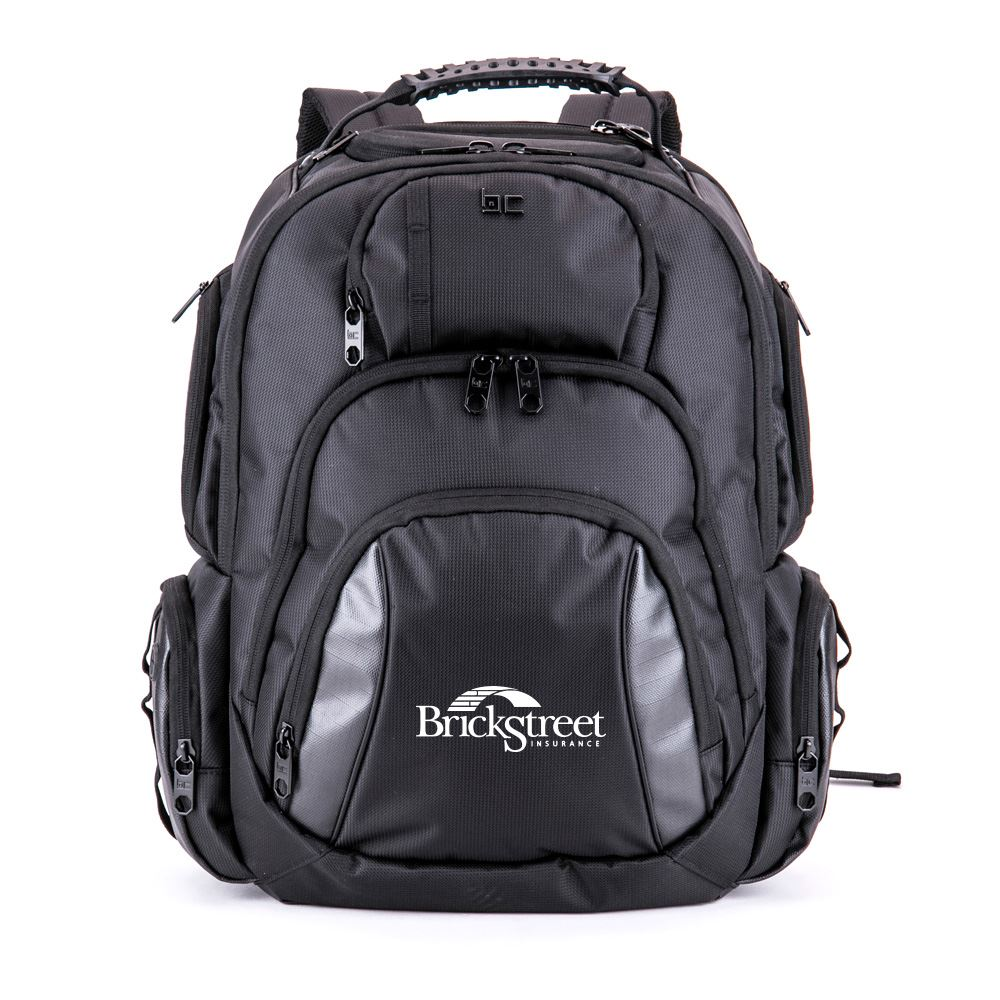 Basecamp Granite Mountain Backpack - Personalization Available