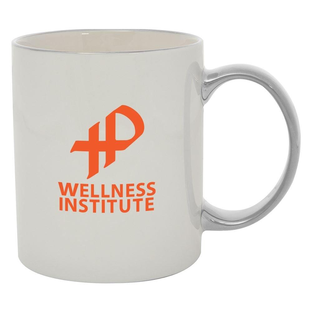 Cuppa Metallic Mug -11 oz. - Personalization Available