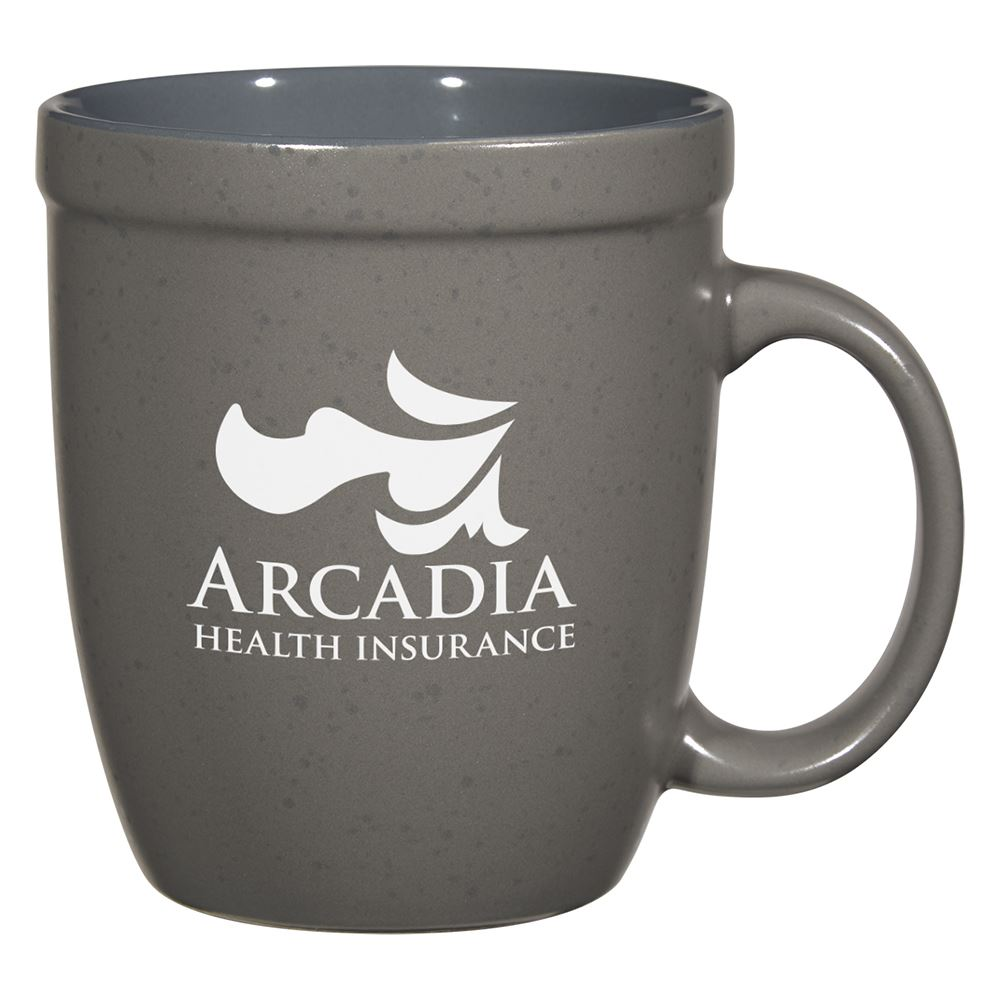 Speckled Brew Mug 12 oz - Personalization Available