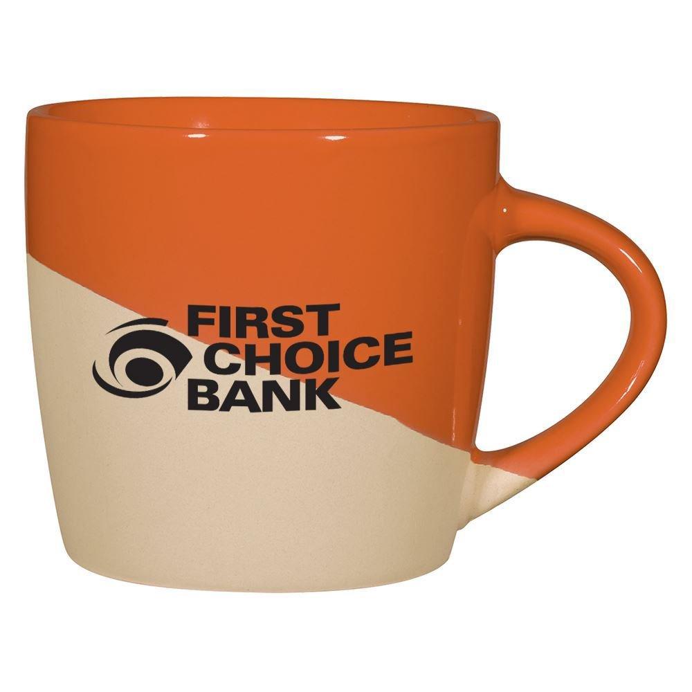 Coronado Stoneware Mug 12 oz. - Personalization Available