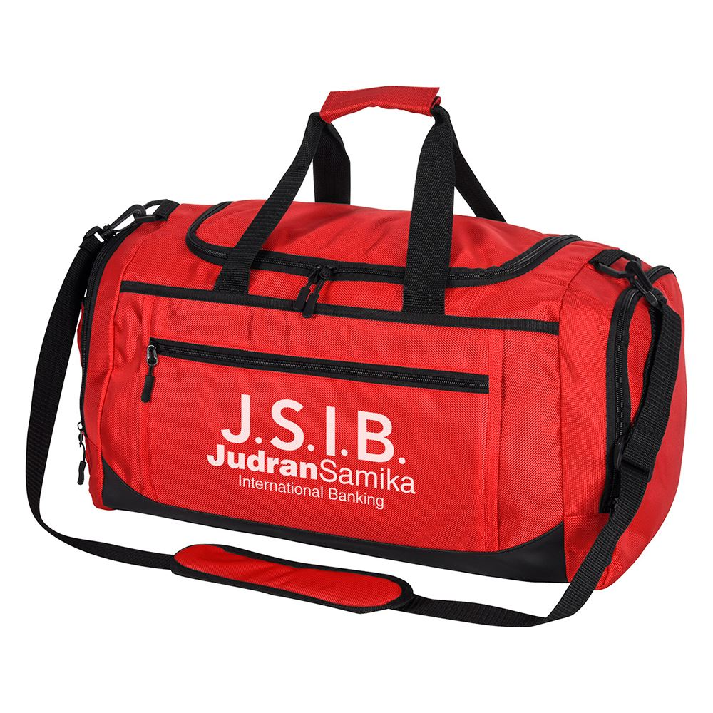 Training Day Duffel Bag - Personalization Available