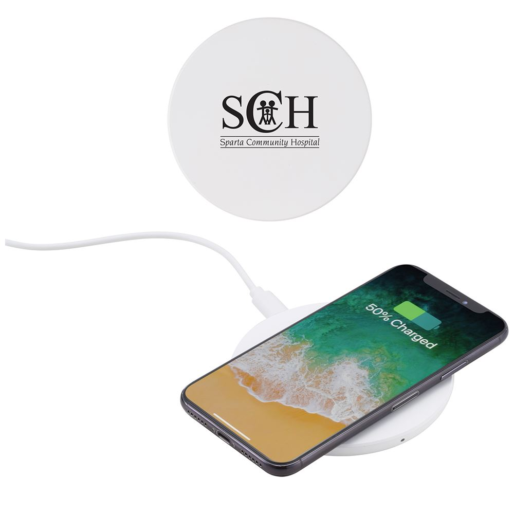 Umbra Qi Wireless Charging Pad - Personalization Available