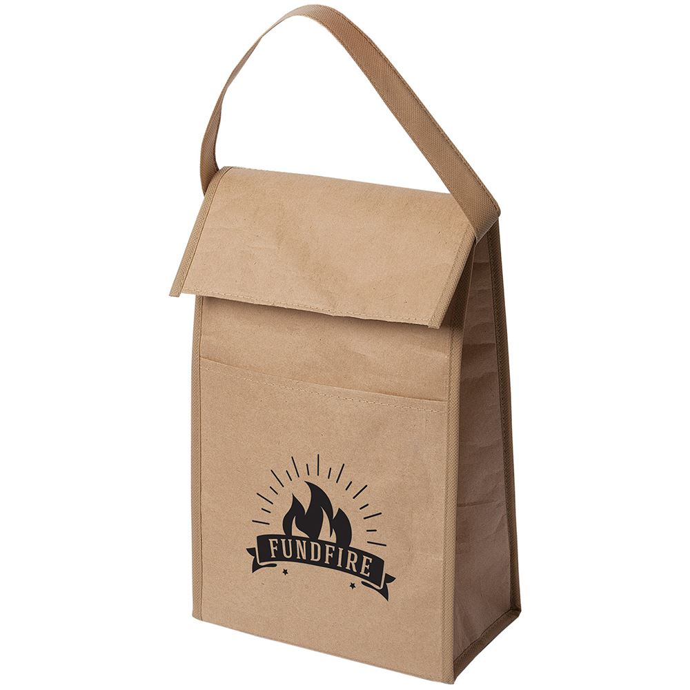 Kraft Paper Retro Luncher - Personalization Available