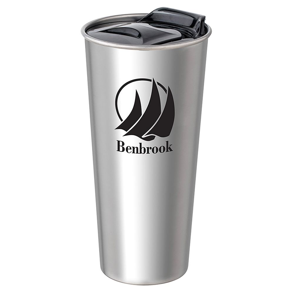 Basecamp® Denali Stainless Steel Tumbler 16-Oz. - Personalization Available