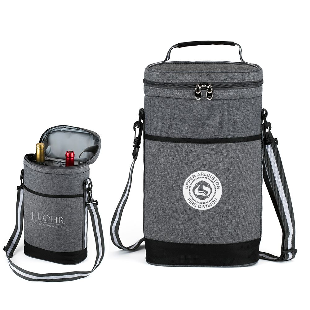 Paso Robles Wine Cooler Bag - Personalization Available