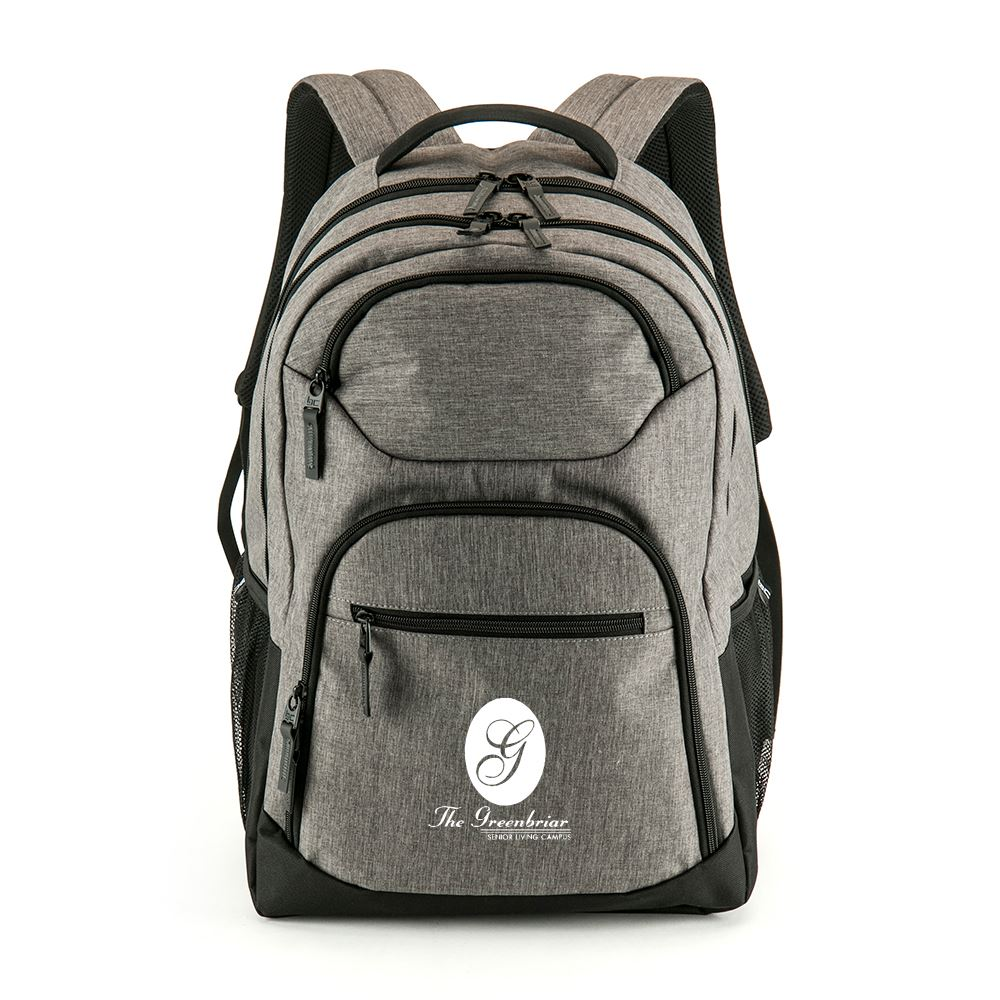 Basecamp Ironstone Backpack - Personalization Available