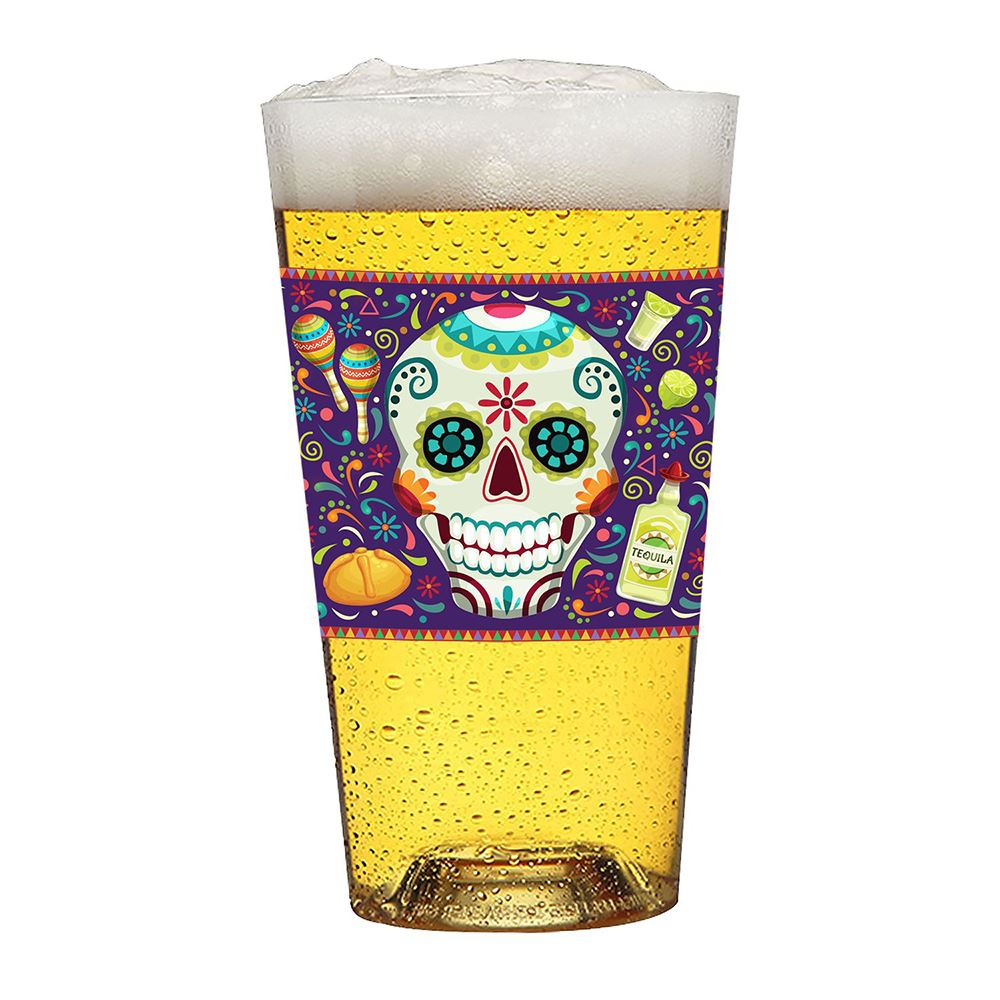 Tritan Perfect Pint 20 oz - Full Color - Personalization Available