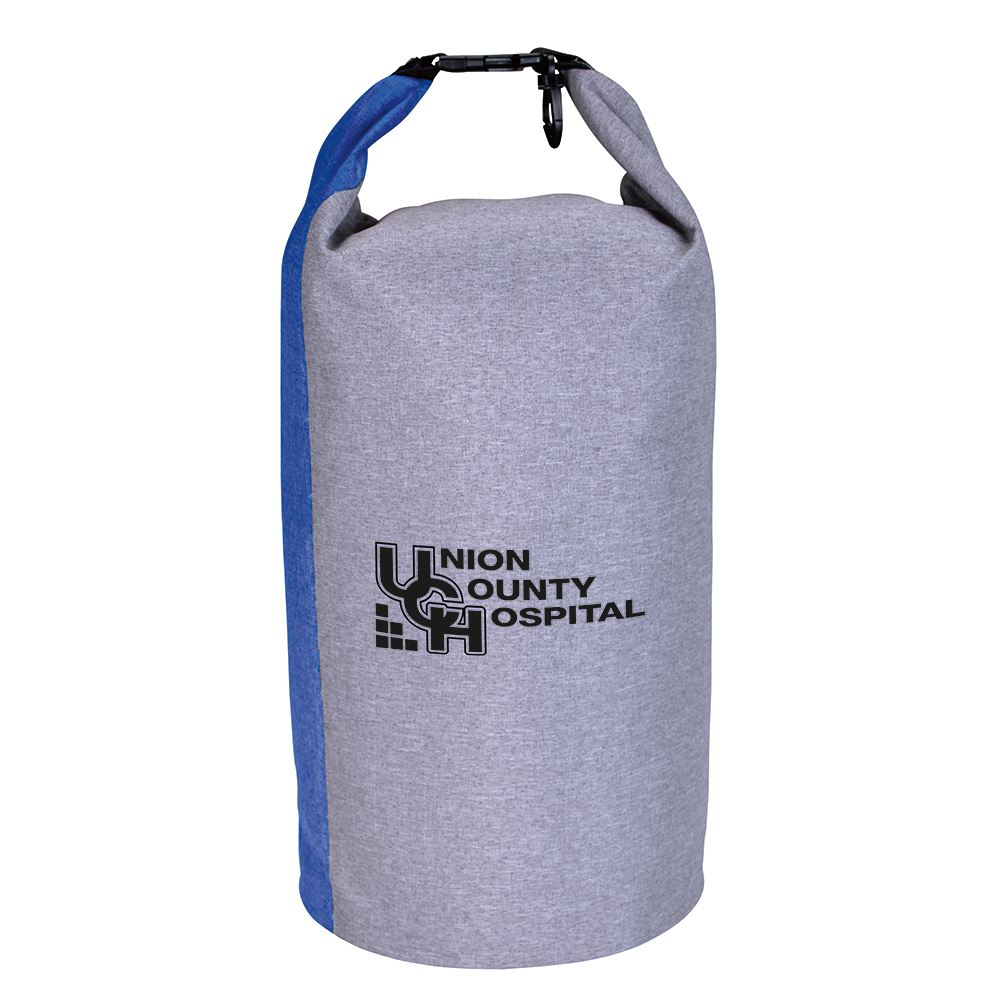 Koozie Two Tone Dry Bag 10L - Personalization Available