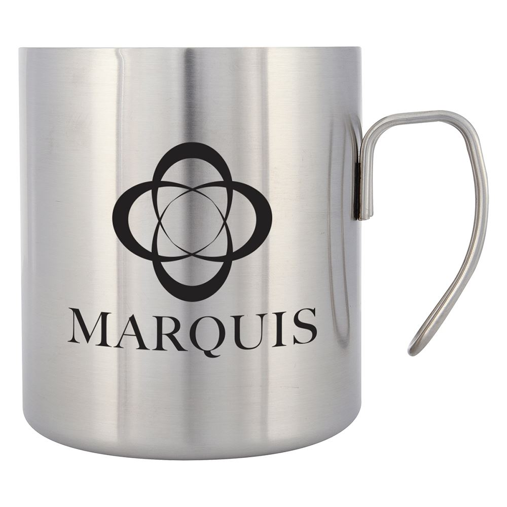 Rolla Stainless Steel Mug 12 oz. - Personalization Available