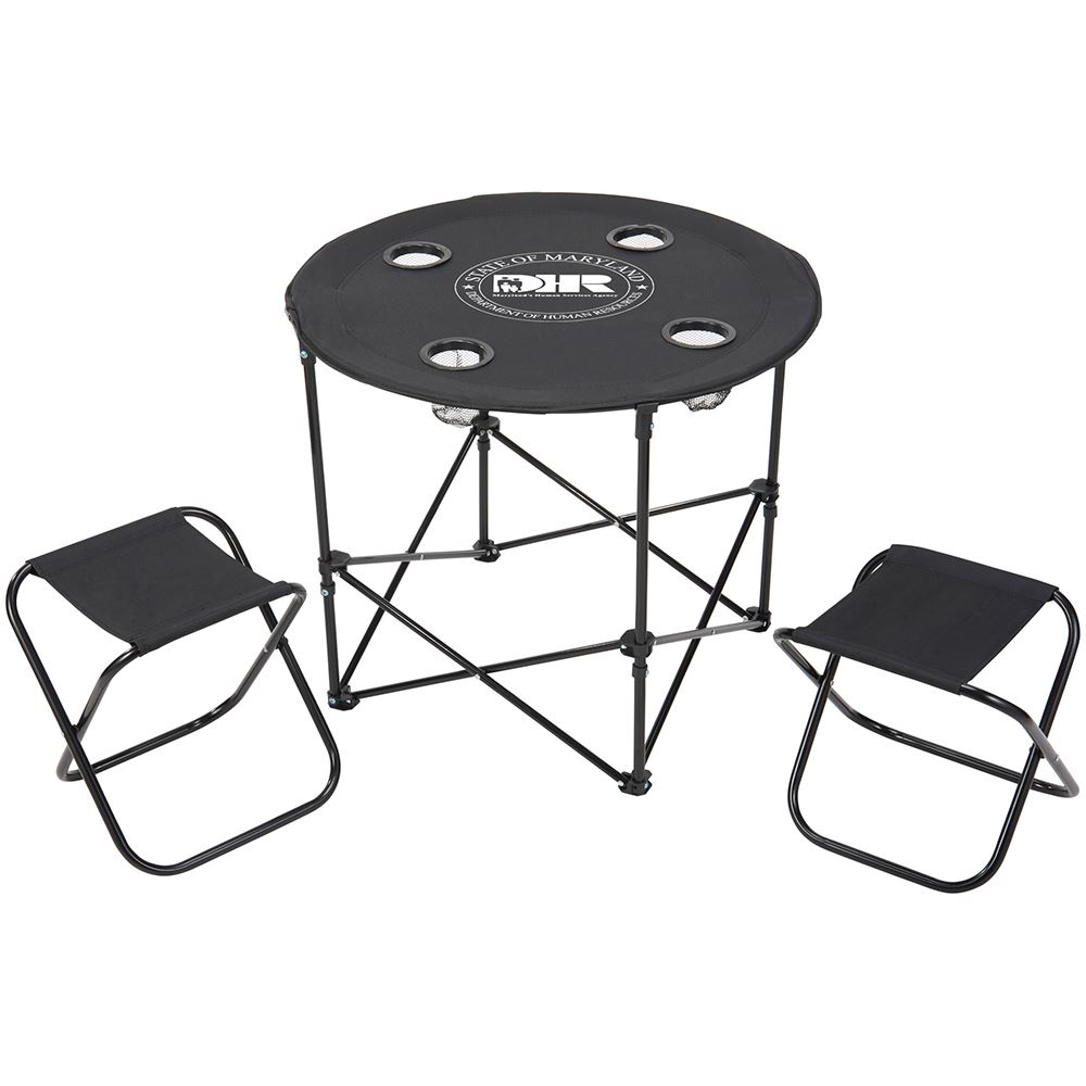 Game Day Table And Chair Set - Personalization Available