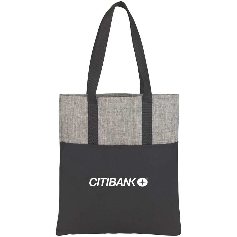 Cycle Recycled Convention Tote - Personalization Available
