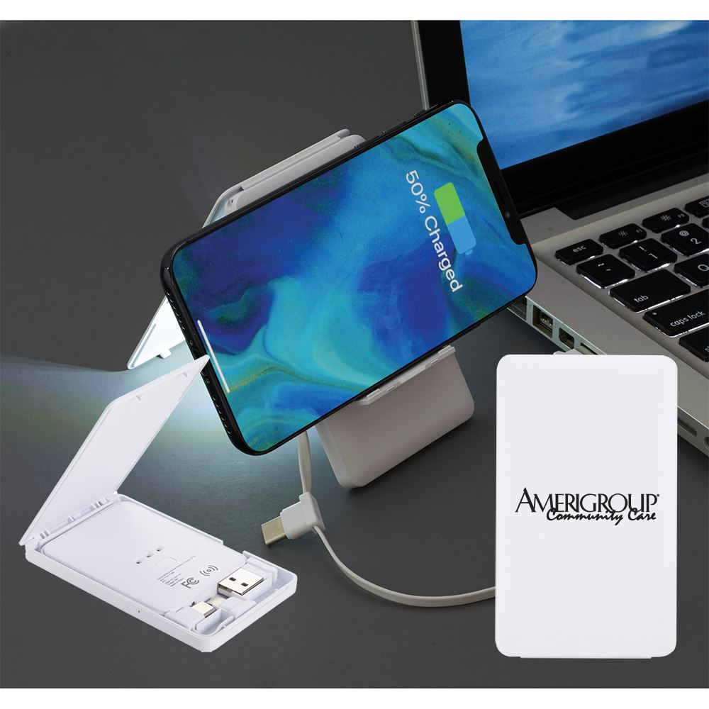 Roche Multifunctional Wireless Charging Stand - Personalization Available