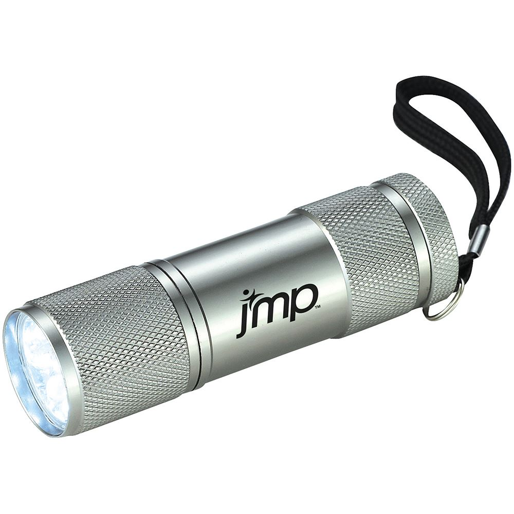 Gripper 9 LED Flashlight - Personalization Available