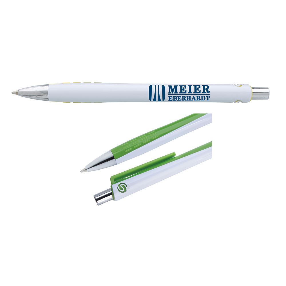 Souvenir® Colorful Pen - Personalization Available