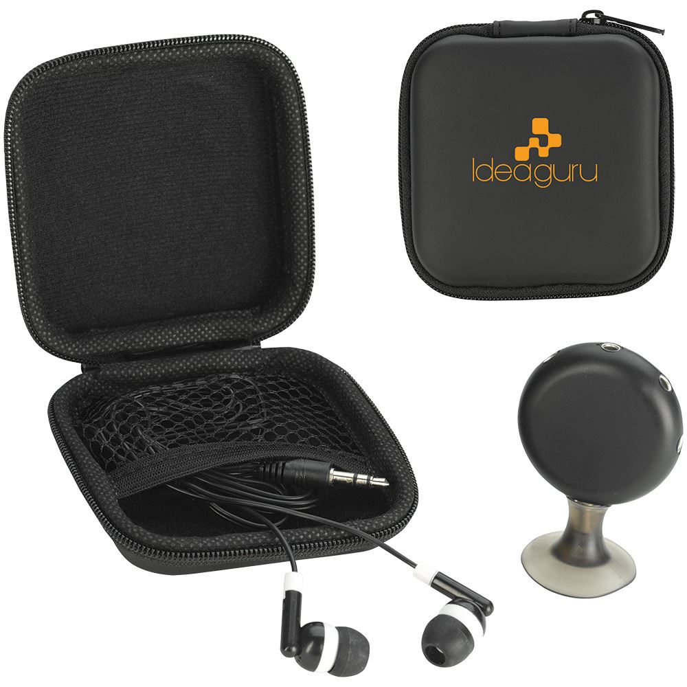 Advocate Audio Travel Set - Personalization Available