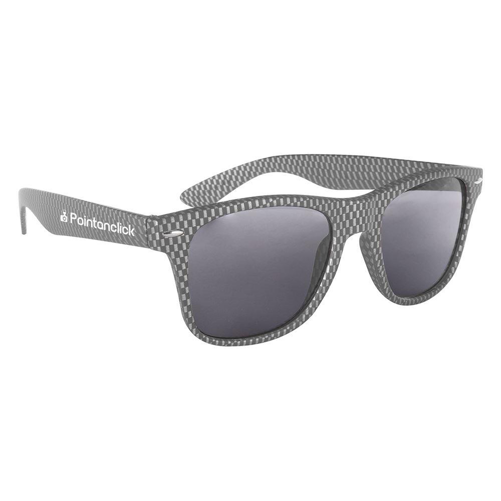 Carbon Fiber Malibu Sunglasses - Personalization Available