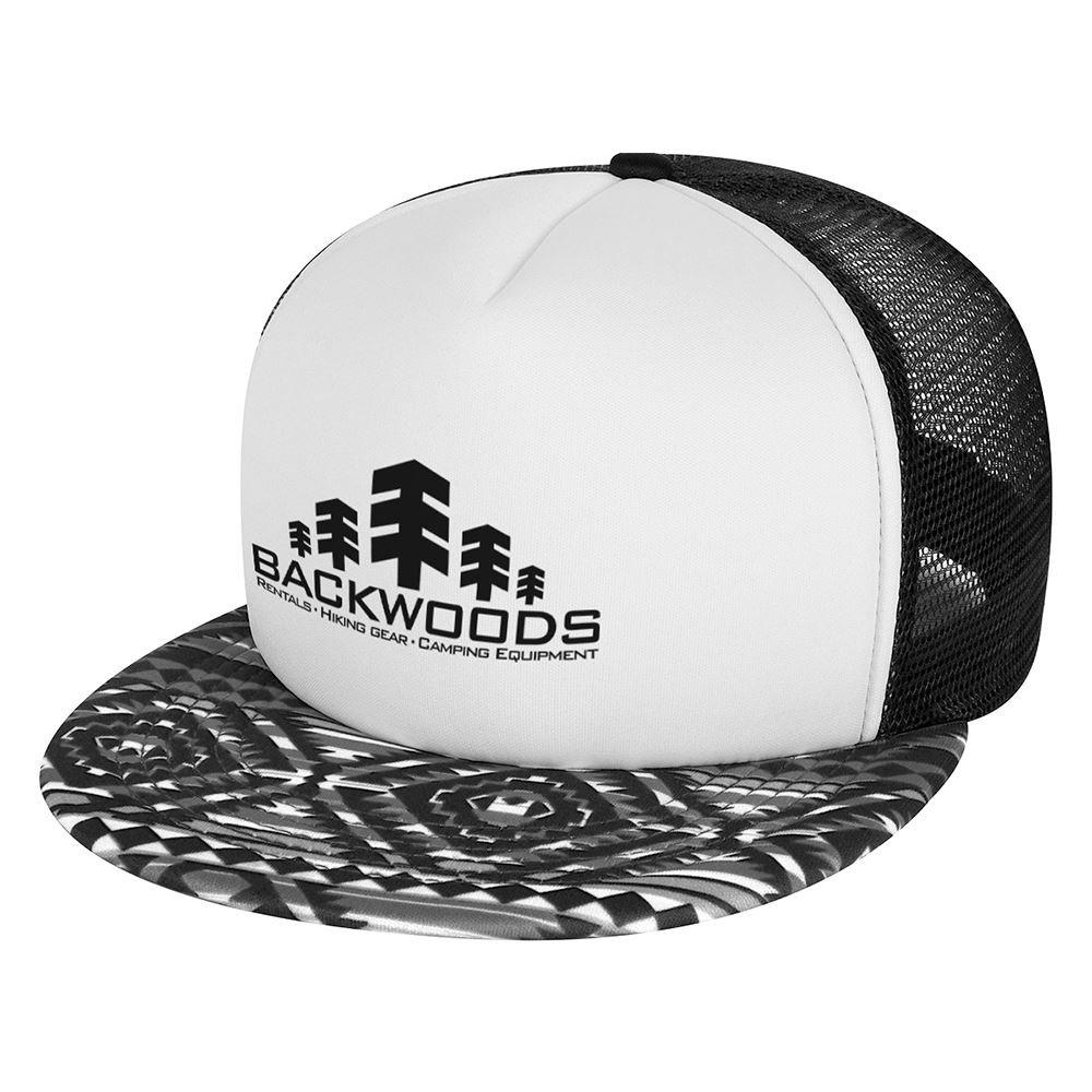 Aztec Trucker Cap - Personalization Available