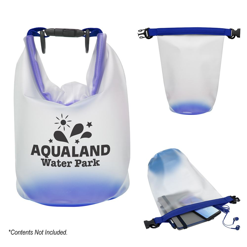 Easy View Waterproof Dry Bag - Personalization Available