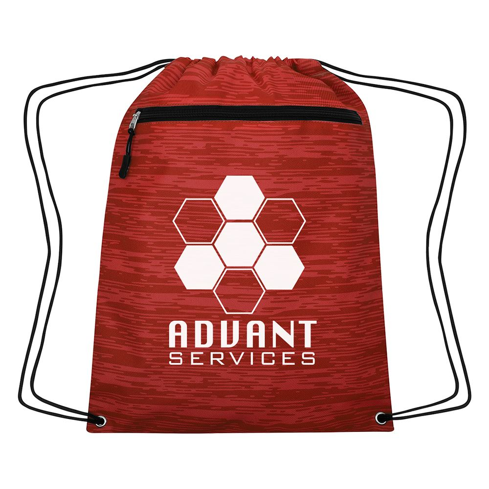 Tempe Drawstring Bag - Personalization Available