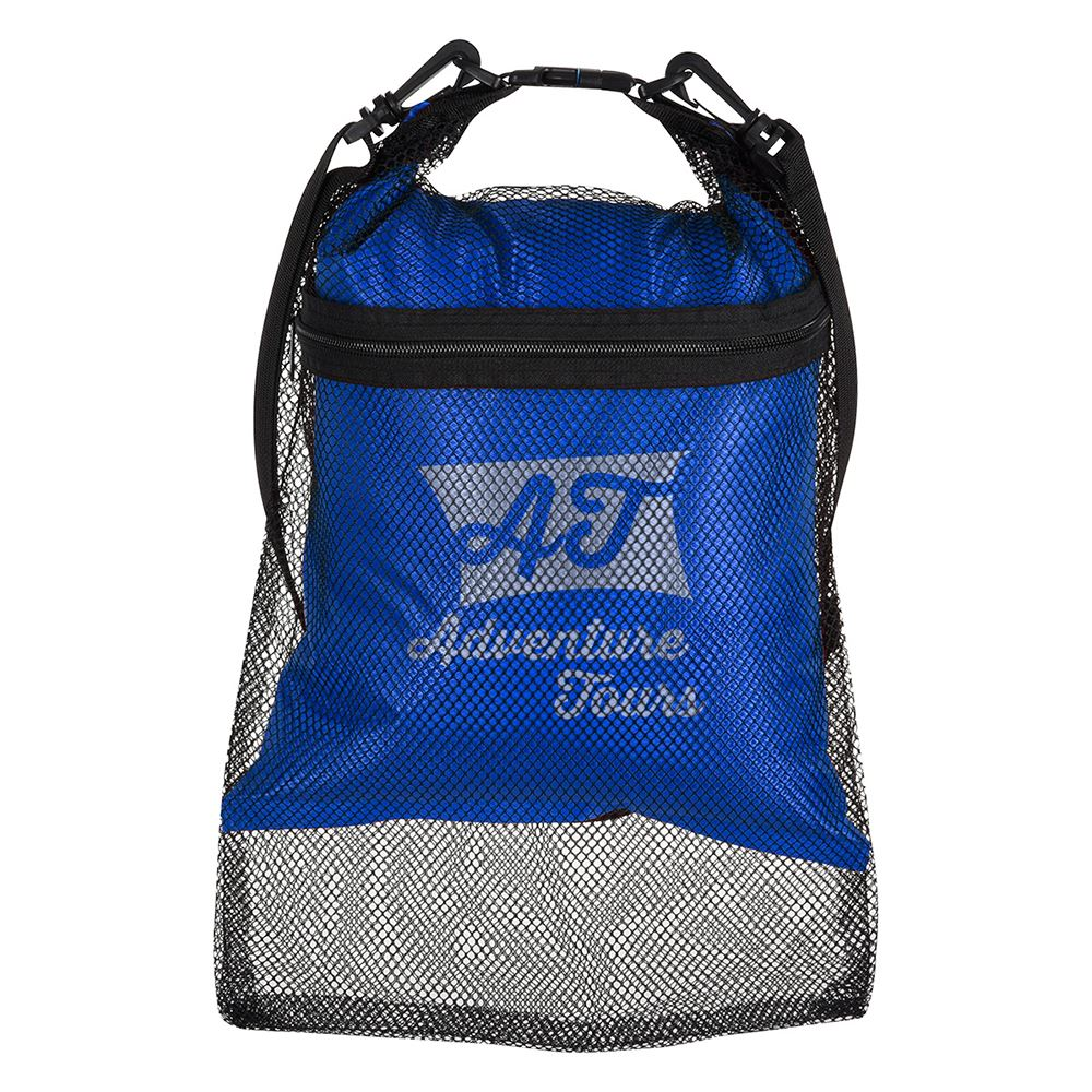 Double Duty Mesh & Dry Bag - Personalization Available