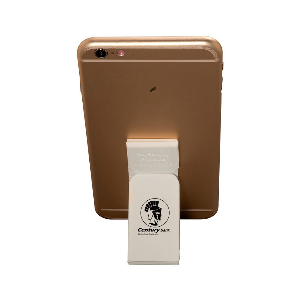 Silicone Magic Phone Stand - Personalization Available