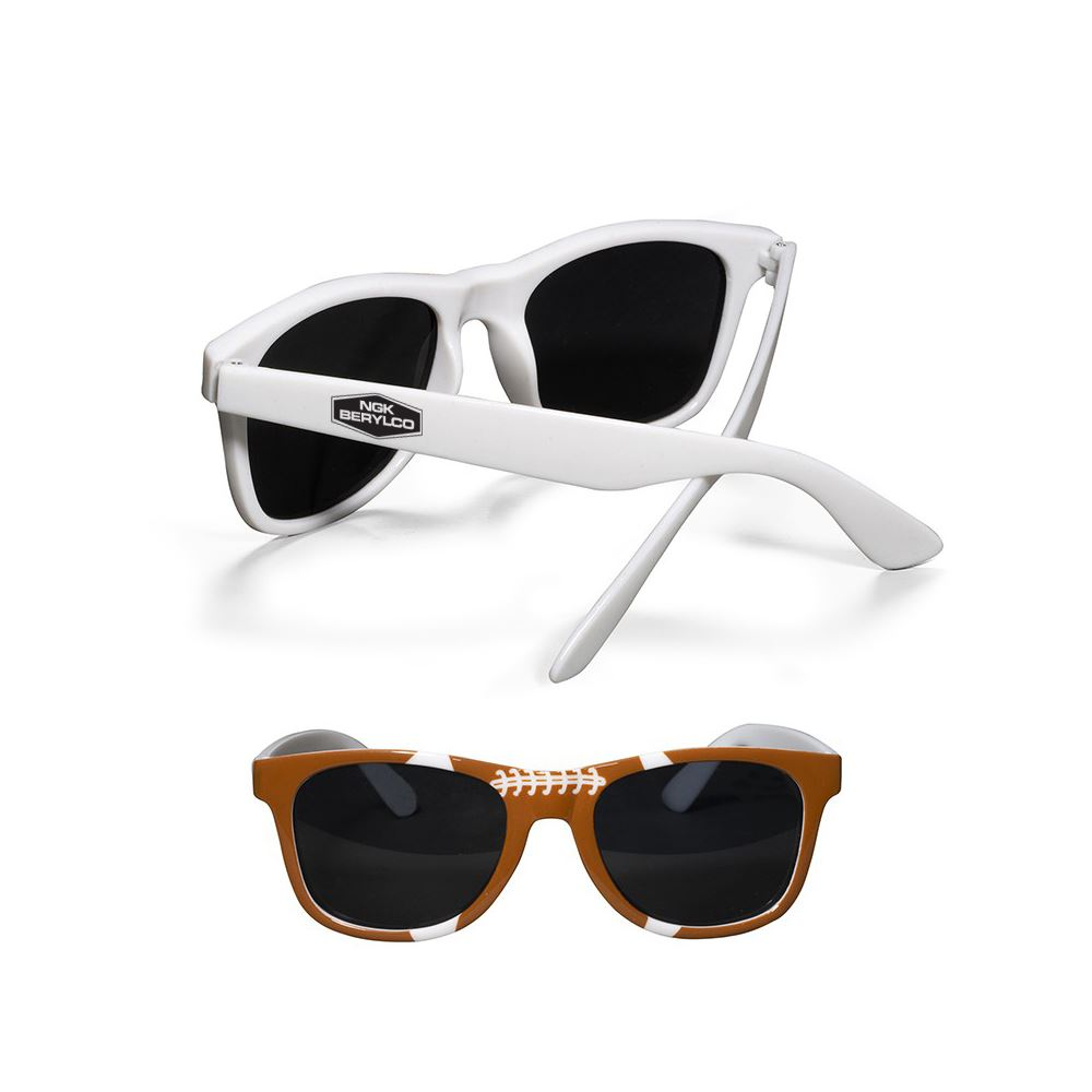 FootBall Sunglasses - Personalization Available
