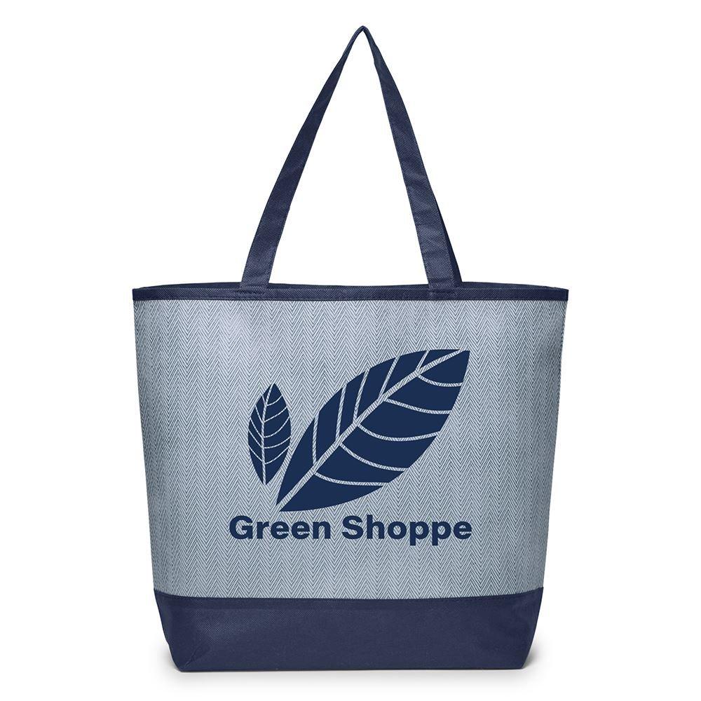 Delphine Non-Woven Tote Bag - Personalization Available