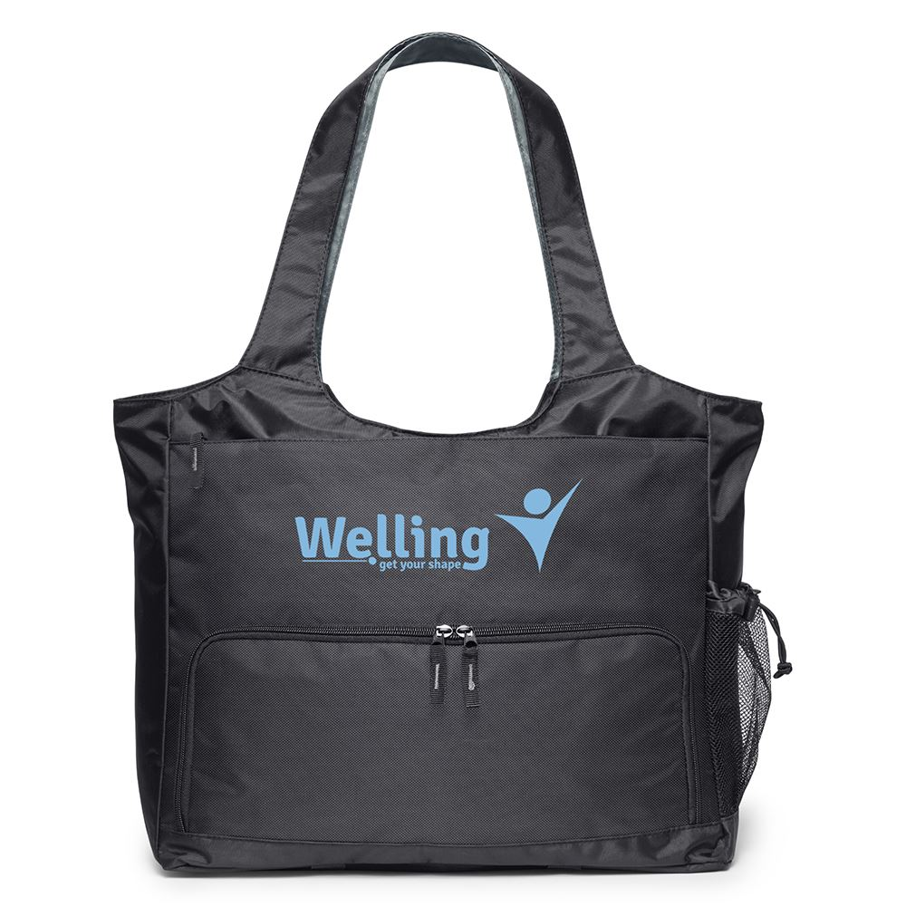 Yoga Fitness Tote - Personalization Available