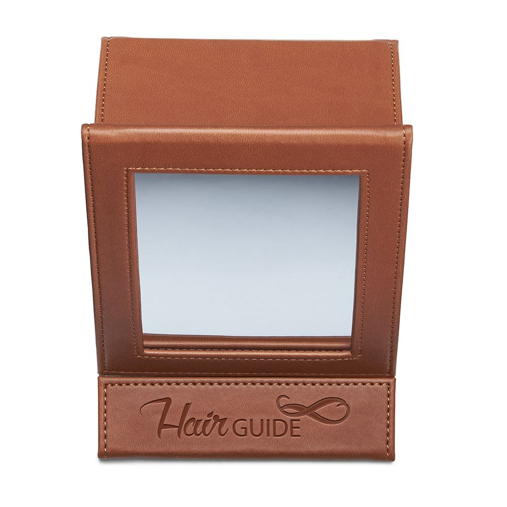 Tuscany™ Desk Mirror - Personalization Available