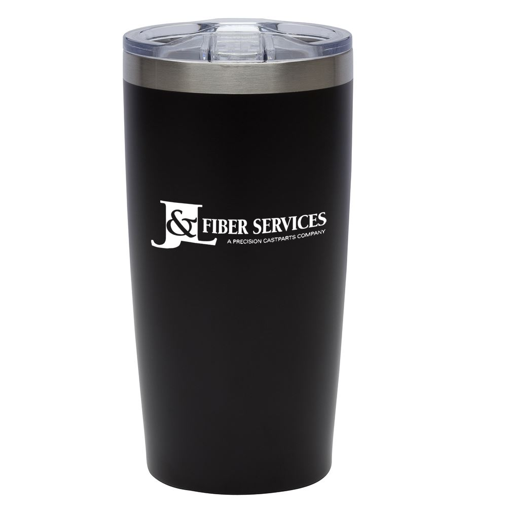 Stormy Double Wall Stainless Steel Tumbler 20-Oz. - Personalization Available