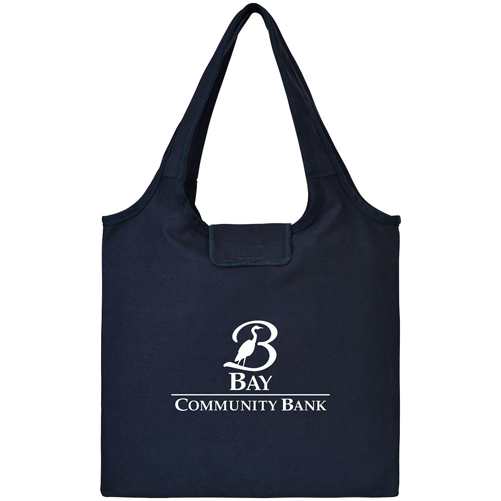 Willow Cotton Packable Tote - Personalization Available
